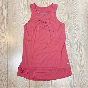 Lululemon Run Race Tech Tank Top Size 8 in Flash